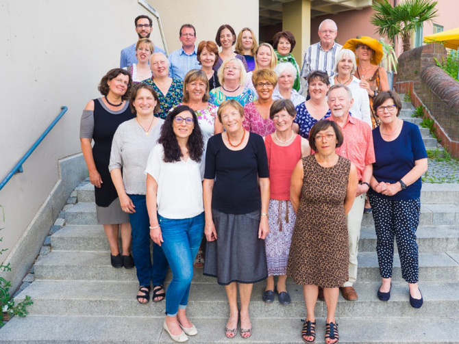 Gruppenfoto Dachauer Gästeführer